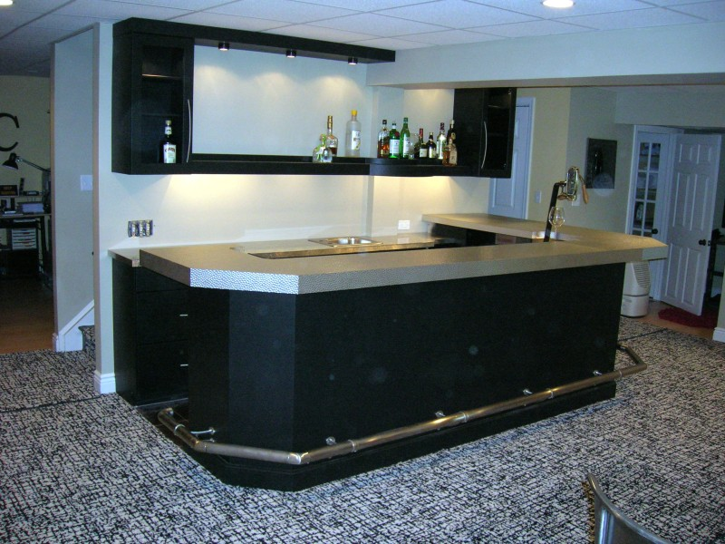 Custom Built Bar - 2