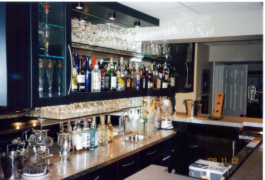 Custom Built Bar - 7