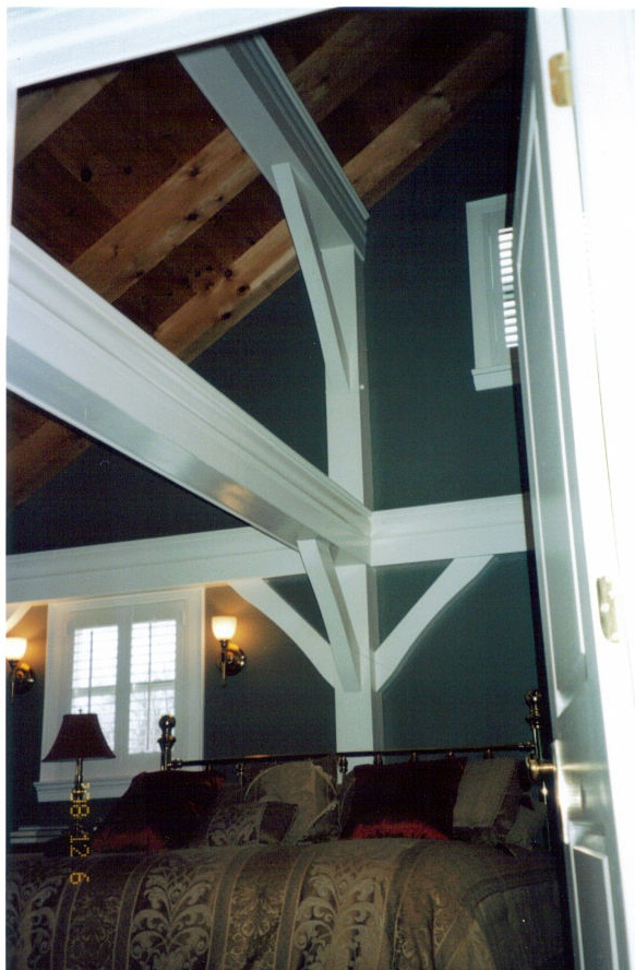 Post & Beam Moldings -1