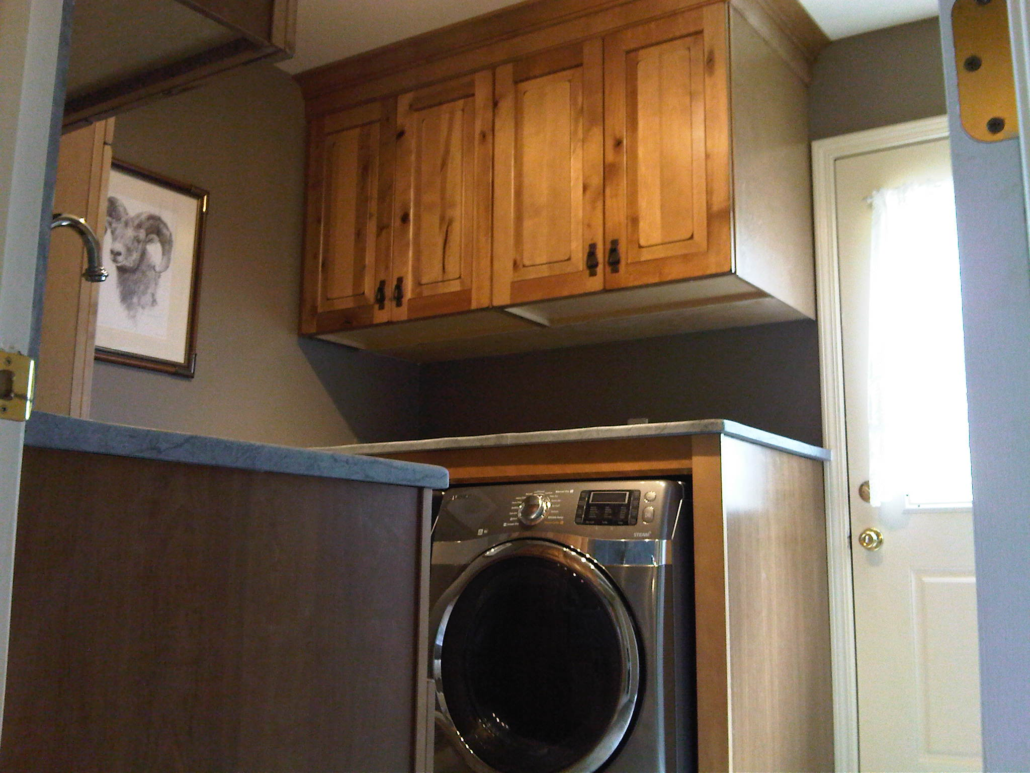 Renovated Soap Stone Laundry Room 1